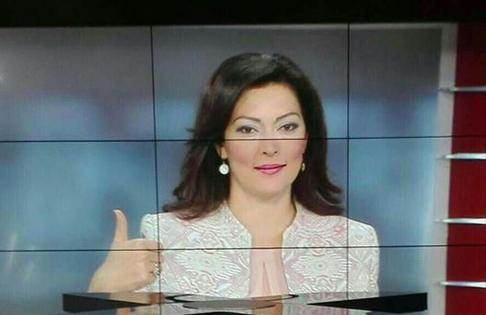 """Татјана Стојановска славеше роденден: Со кого тоа  """"најубавата ТВ презентерка на сите времиња"""" ги дуваше  свеќичките на тортата? (ФОТО)"""