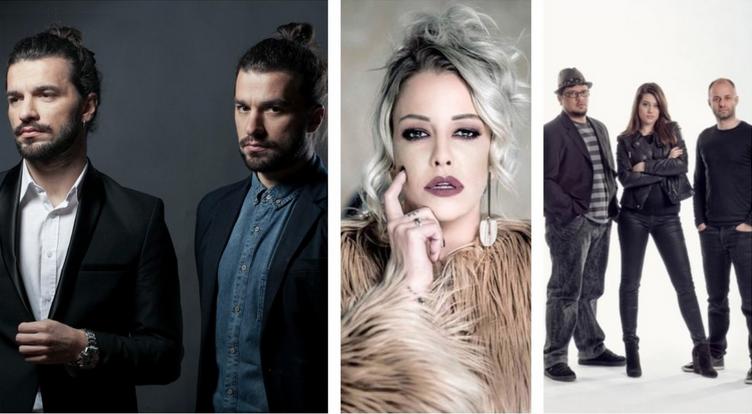 Во скопски Центар дочек за Нова година сепак ќе има  Тамара  Некст тајм и Ај Кју на  Сквер Јадран   Арнаудова  Бени  Ориѓански  извисија