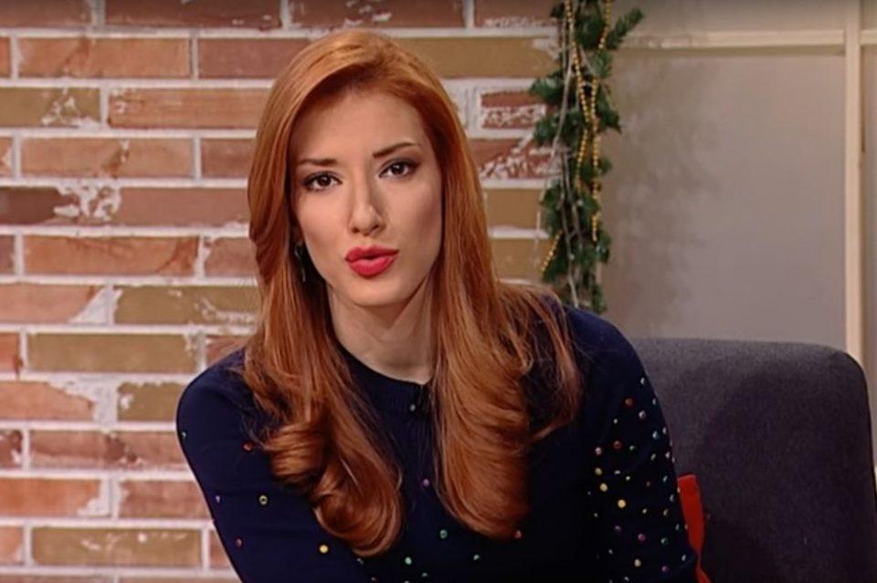 Како гром од ведро небо: Јована Јоксимовиќ си даде отказ од ТВ Пинк!