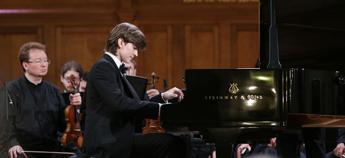 Македонската филхармонија ја почнува 2018 со Даниел Харитонов